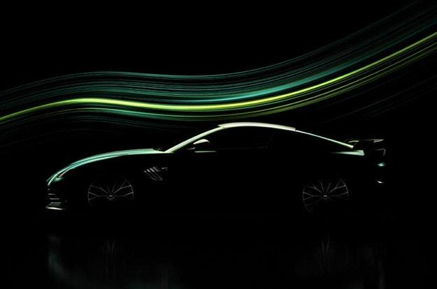 Aston Martin представя Vantage в понеделник