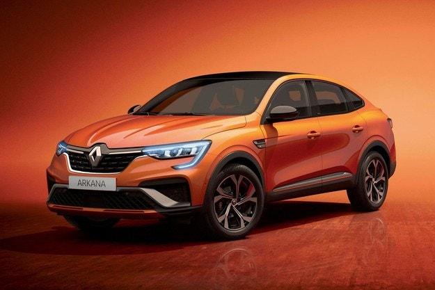 Renault Arkana получава 5 звезди на Euro NCAP