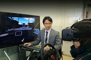Nissan откри виртуален изследователски институт