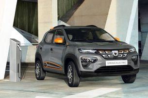 Цените на новата Dacia Spring в България