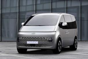 Разкриха данните на минивана Hyundai Staria