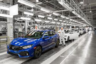 Honda намeри купувач за завода в Суиндън