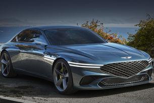 Genesis X Concept очертава наследника си