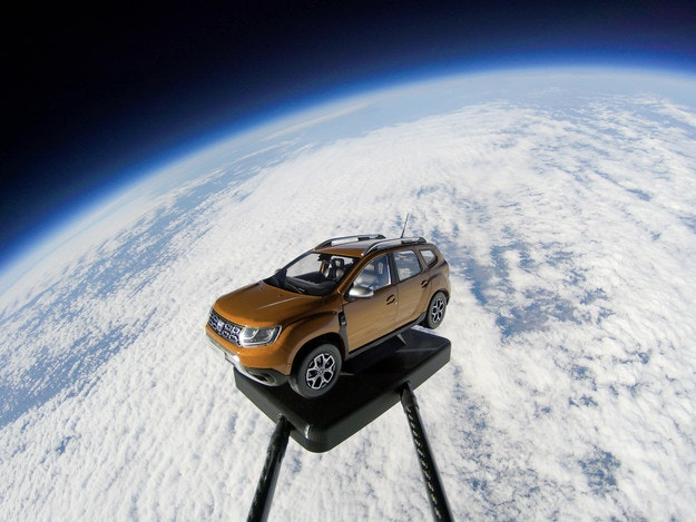 Dacia разширява хоризонтите си