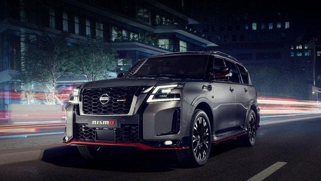 Nissan Patrol Nismo следва своя предшественик