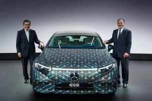 Daimler сменя шефа на надзорния съвет