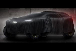 Audi разкри подробности за програмата в Дакар