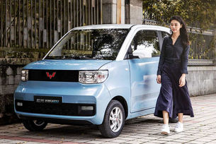 Градските електромобили намират фенове в Китай