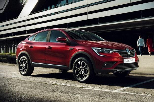 Renault разкрива цените на  Arkana