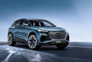 Audi обяви серийния електрически Q4 e-tron