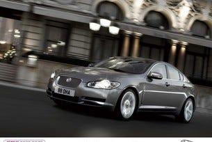 Jaguar XF: Изборът на нежния пол