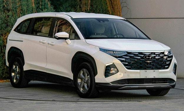 Hyundai пуска миниван с визия на Tucson