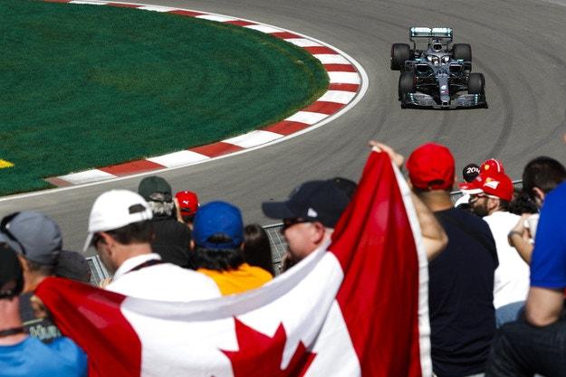 Няма да има Гран при на Канада