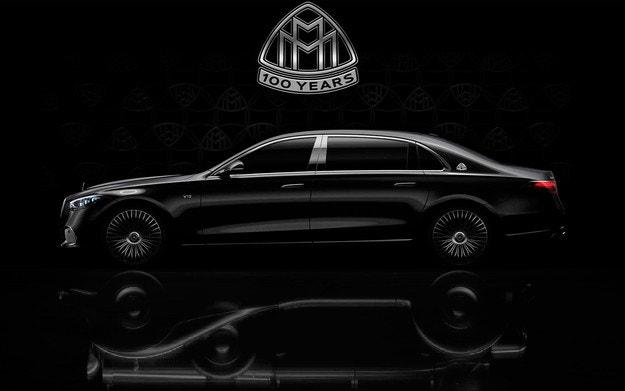 Mercedes чества 100-годишнината на Maybach