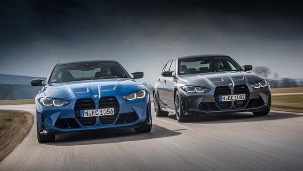 BMW M3 и M4 с двойно предаване на пазара през юли