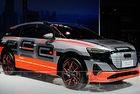 Audi Concept Shanghai с три реда седалки
