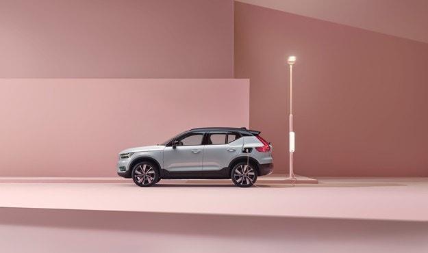 Volvo Cars с поредно отличие за безопасност
