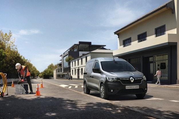 Новото Renault Express: цени и версии за България
