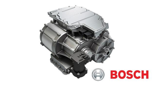 Безстепенната предавателна кутия CVT4EV на Bosch