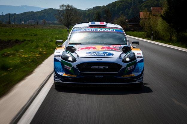 Китайски производител планира програма във WRC