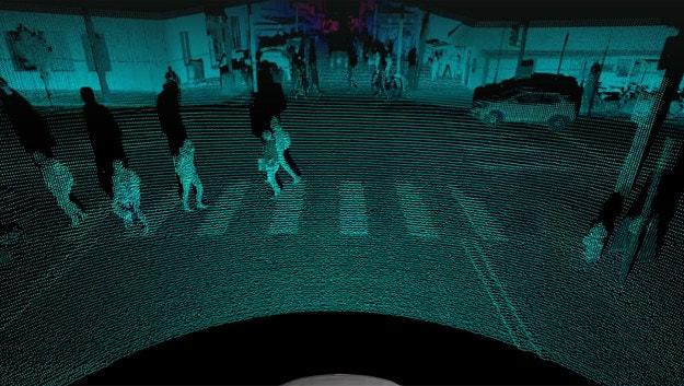 Argo AI представя усъвършенстван лидар