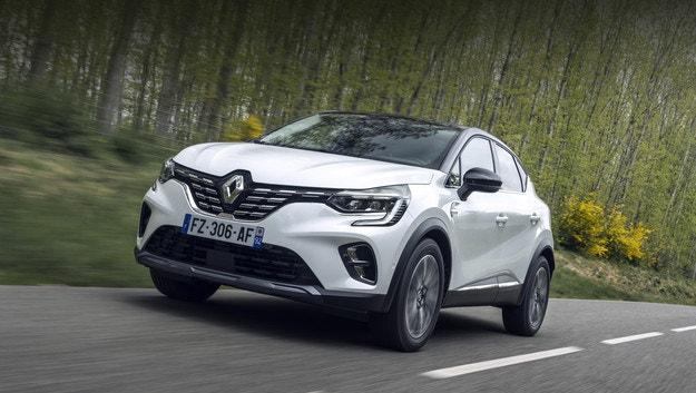 Renault разширява гамата от хибридни модели