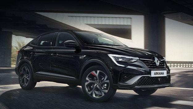 Хибридният Renault Arkana е вече в Европа