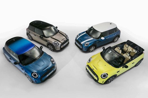 Новото MINI дебютира на BMW и MINI ЕКСПО