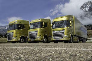 Показаха нови камиони според разпоредбите на ЕК