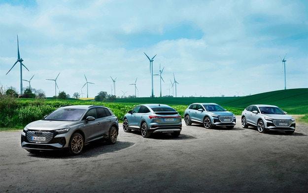 Audi ще спре бензиновите двигатели до 2033