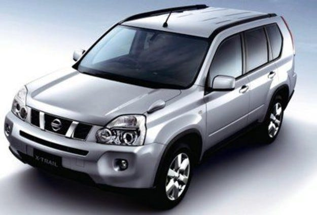Nissan X-Trail 20GT: Чист дизел
