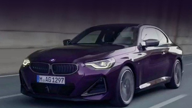 Купето BMW Серия 2 дебютира след три дни