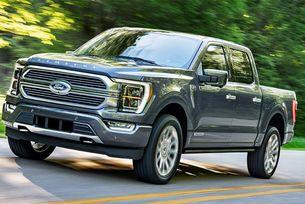 Спад на продажбите на Ford Motor с 26,9%