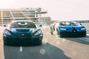 Bugatti ще се електрифицира, но запазва и ДВГ
