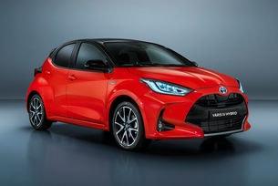 Ръст на продажбите на Toyota Motor Europe
