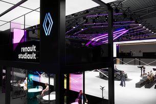 Световна премиера на Renault на  IAA Mobility 2021
