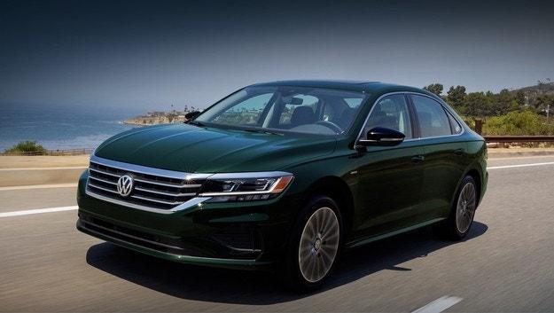 Американският Volkswagen Passat отива в историята