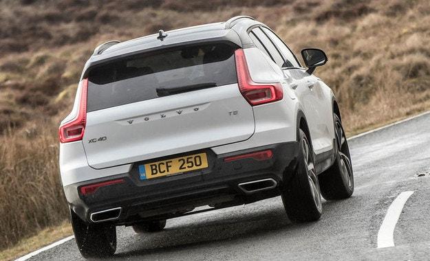 Volvo ще дава нови имена на следващите EV