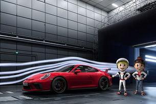 Вълнуваща лятна програма в Porsche Museum