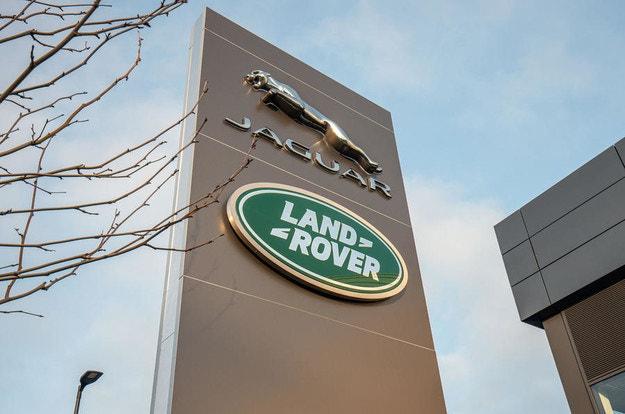 Как Jaguar Land Rover се справя с чиповете