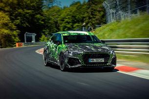 Новият Audi RS3 постави рекорд на Нюрбургринг