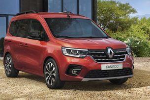 Renault Kangoo: Елегантен и просторен пътнически ван