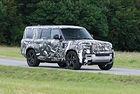 Land Rover Defender 130 2022 с дълга база