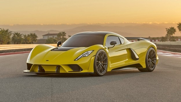 Hennessey Performance готви нов хиперавтомобил