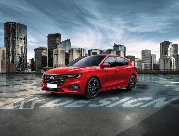 Ford Focus ST 2022 ще мине през основен ремонт
