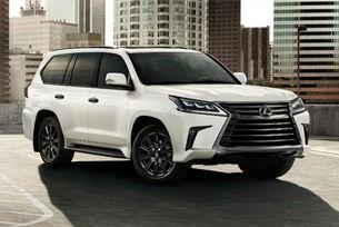 Lexus отлага дебюта на новия LX