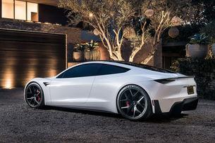 Отлагат представянето на Tesla Roadster за 2023 г.
