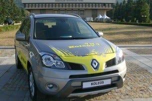 Renault Koleos стъпи в България