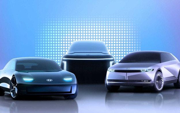 Hyundai разкри плановете за марката Ioniq