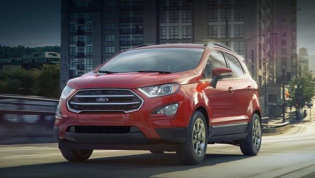 Ford EcoSport е на ръба на изчезването